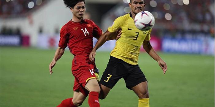 Văn Hậu, Công Phượng, AFF Cup, DTVN, bản quyền AFF