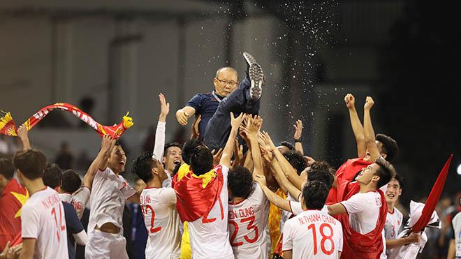 bóng đá Việt Nam, tin tức bóng đá, bong da, tin bong da, DTVN, U22 VN, Park Hang Seo, V League, VFF, lịch thi đấu bóng đá hôm nay, SEA Games, AFF