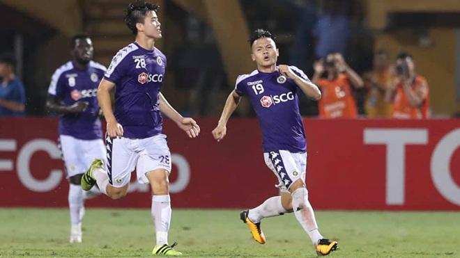 Sao U22 Việt Nam ghi bàn, Hà Nội chính thức đăng quang ngôi vô địch V League 2019