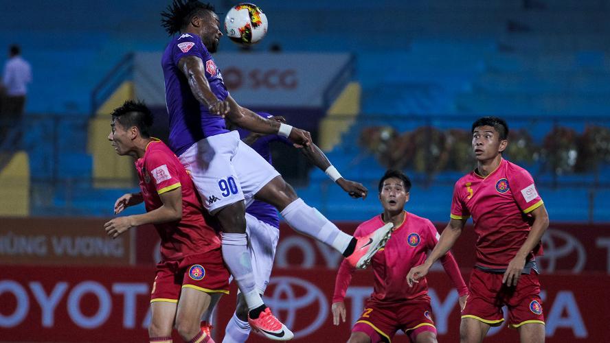 Kết quả bóng đá Vũng Tàu 2-1 Sài Gòn: Bất ngờ lớn nhất Vòng loại Cúp QG 2020