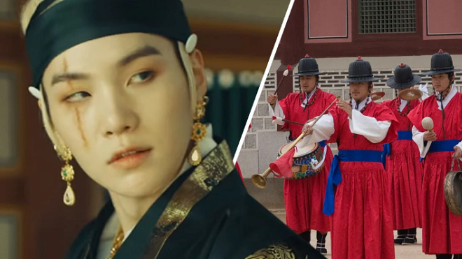 Suga BTS chia sẻ tinh thần đáng học tập trong 'Daechwita'