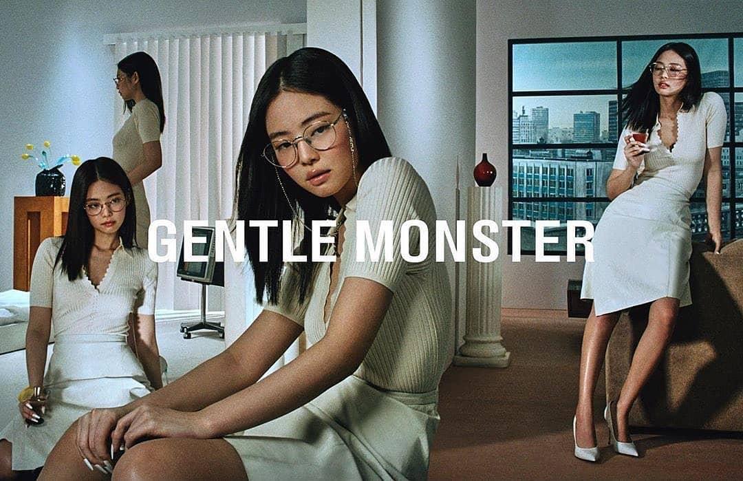 Jennie, Jennie Blackpink siêu sang khi 'đập hộp' cửa hàng búp bê của mình. Cửa hàng pop-up, thương hiệu kính Gentle Monster và Jennie, Cửa hàng pop-up của Jennie
