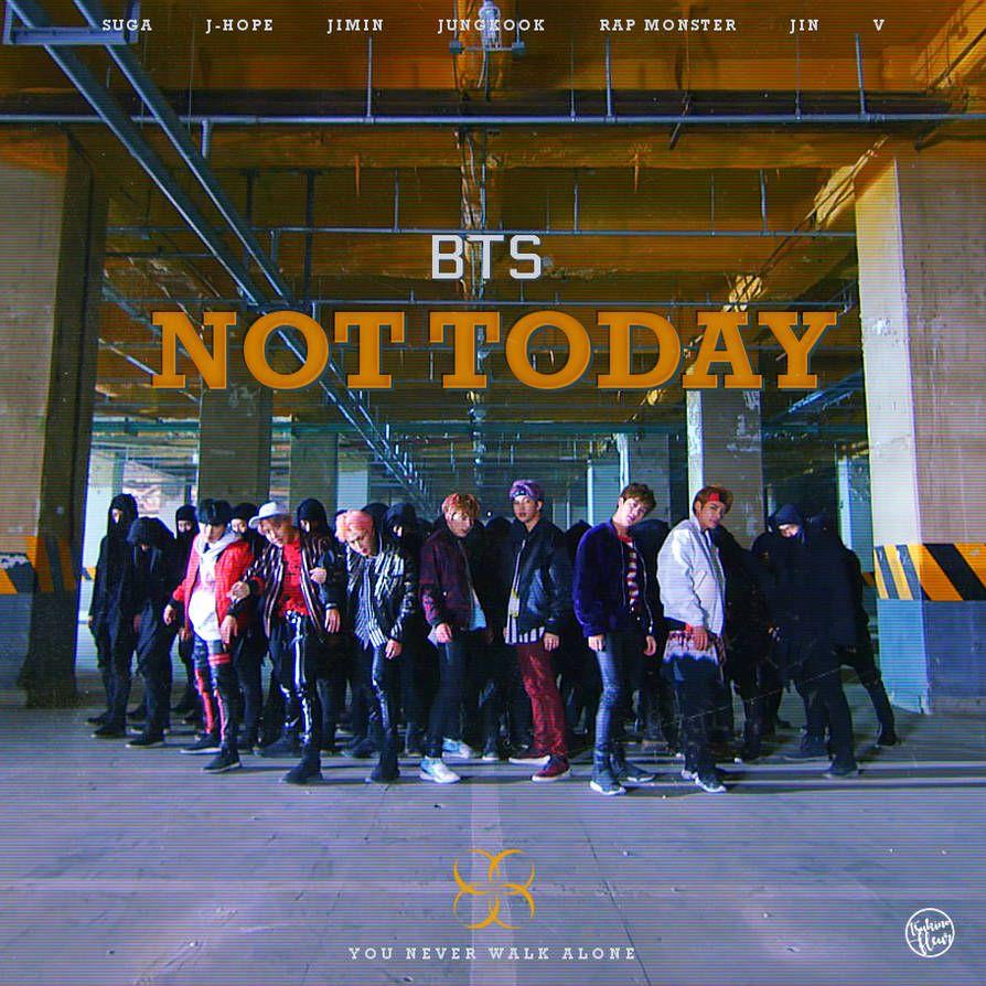 BTS, Not Today của BTS vừa đạt được một cột mốc mới, MV Not Today của BTS, MV thứ 10 của BTS, Fire, Dope, Fake Love, MIC Drop (Steven Aoki Remix), Blood Sweat & Tears