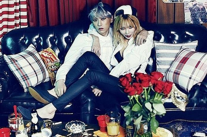 Bigbang, thành viên thứ 6, Hyunseung, Beast, Troublemaker
