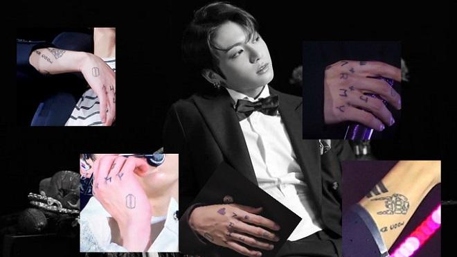 Jungkook BTS thoải mái đăng hình xăm, ARMY vỡ òa muôn vàn cảm xúc
