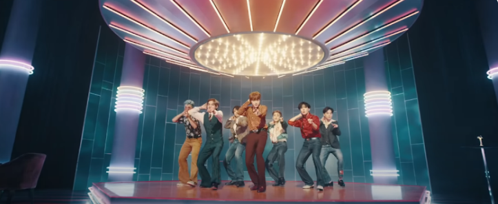 BTS, Dynamite, MV Dynamite của BTS, Những bí mật hài hước trong MV Dynamite, ARMY, Jungkook, Jimin, Jin, V, Suga, RM, J-Hope, Dynamite