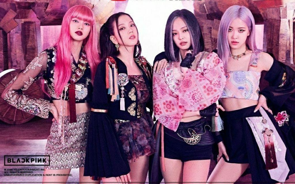 BXH Nhóm nhạc nữ tháng 10, Blackpink thắng cách biệt trên BXH nhóm nhạc nữ, Kpop, Blackpink, Blink, Mamamoo, Oh My Girl