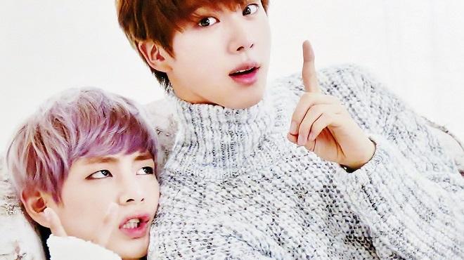 Jin BTS định bóc mẽ tật ngủ khác thường của V nhưng lại nhận kết đắng