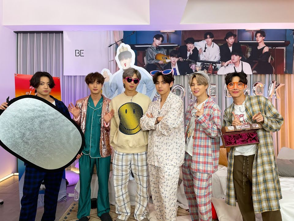 BTS, Suga, Không bắt nạt được Suga ngoài đời, BTS bèn 'trả thù' theo cách này, album mới BE của BTS, BTS cũng lộ tính man rợ, RM, J-Hope, Jin, Jimin, Jungkook, V