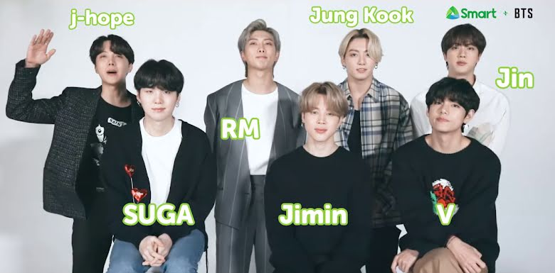 BTS, Son Ye Jin, Hyun Bin, BTS 2021, BTS đại sứ thương hiệu, BTS Smart