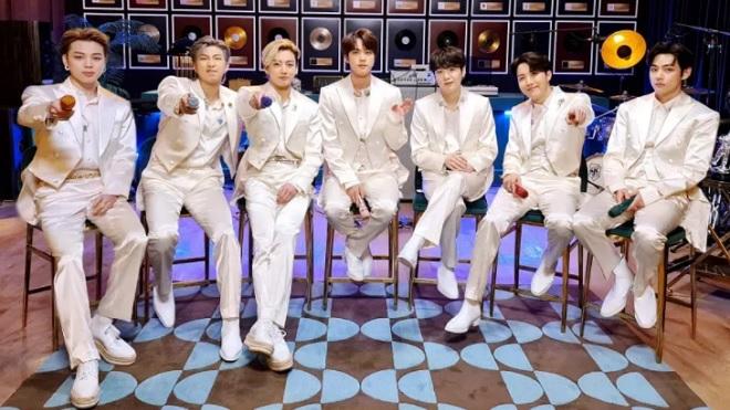 Grammy 2021: BTS sẽ biểu diễn tại hòa nhạc từ thiện