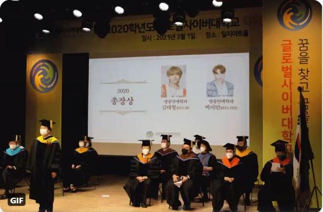 BTS, Jimin, V, Jimin tốt nghiệp đại học, Jimin nóng nhất mạng xã hội, Jimin 2021, V tốt nghiệp đại học, Jimin V tốt nghiệp đại học, tự hào Jimin