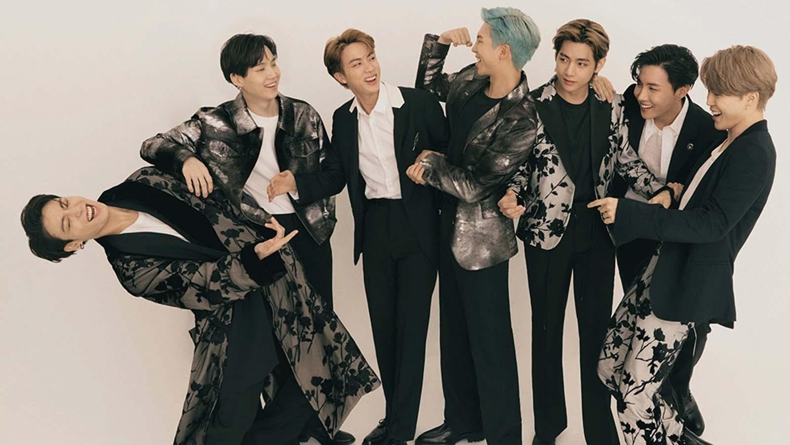 BTS, BTS làm nên lịch sử, BTS đoạt giải IFPI, BTS 2021, kỷ lục BTS 2021, tự hào BTS, BTS vinh danh châu Á