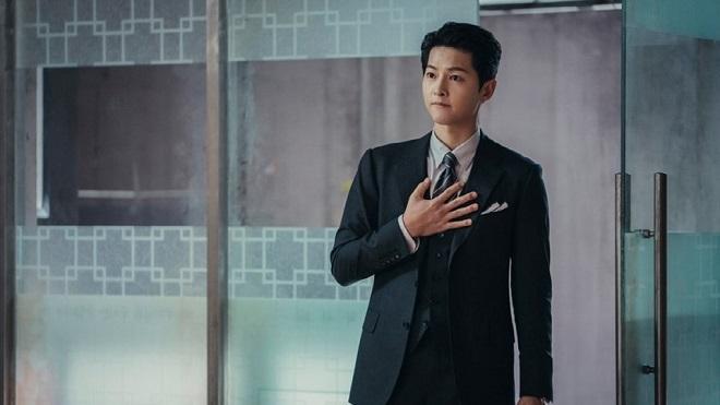 'Vincenzo' của Song Joong Ki ngày một bén khách, đạt tỷ suất cao chưa từng