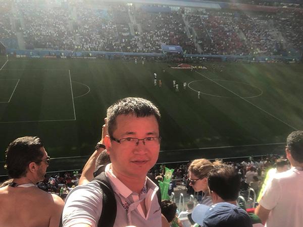 Ký sự World Cup: Tạm biệt Saint Petersburg