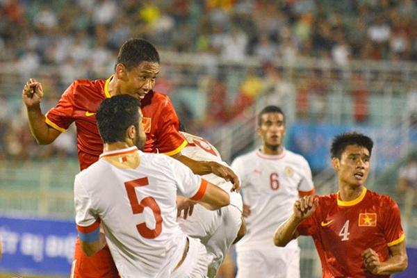 U23 Việt Nam, U23 Bahrain, ASIAD, vòng 1/8, Anh Đức