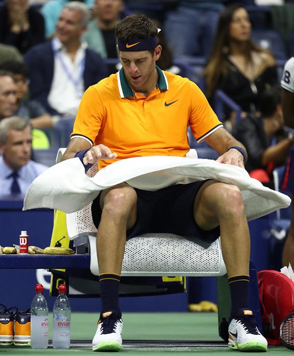 Djokovic, Del Potro, mỹ mở rộng, US Open, vô địch
