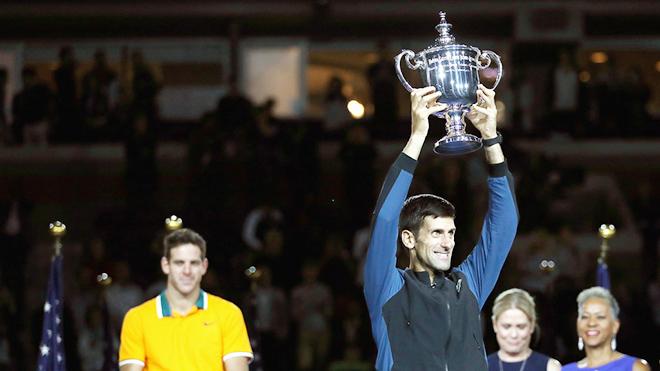 Djokovic vô địch US Open 2018, kỷ nguyên vàng trở lại
