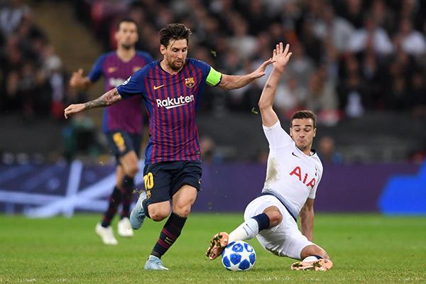 Messi phong độ cao, Messi tỏa sáng Tottenham vs Barcelona, Tottenham vs Barcelona, Champions League, Messi ghi bàn, chế độ dinh dưỡng, bí quyết của Messi