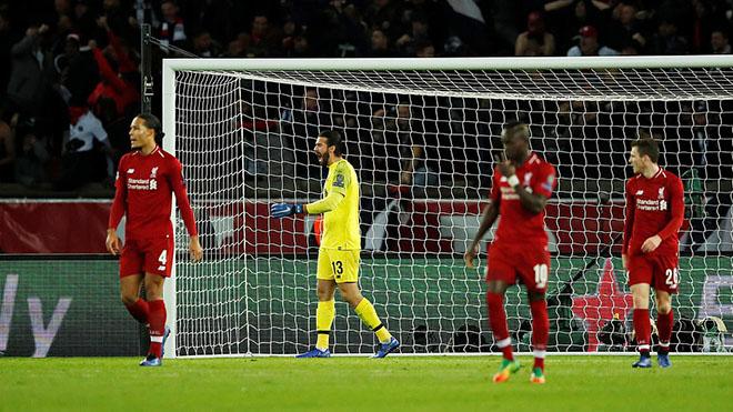 Video clip bàn thắng PSG 2-1 Liverpool: The Kop lâm nguy thực sự