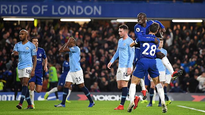 Cuộc đua vô địch Premier League: Man City có chịu nổi sức ép từ Liverpool?
