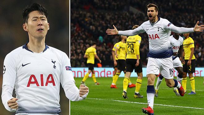 VIDEO Tottenham 3-0 Dortmund: Son Heung Min lại toả sáng, Spurs đại thắng ngoạn mục