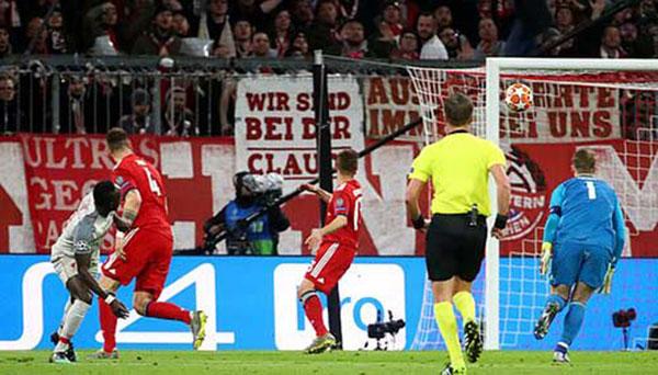 Kết quả Cúp C1, video bàn thắng Bayern Munich 1-3 Liverpool, Kết quả bóng đá C1, kết quả Bayern vs Liverpool, Bayern Munich 1-3 Liverpool, Liverpool, bốc thăm tứ kết C1