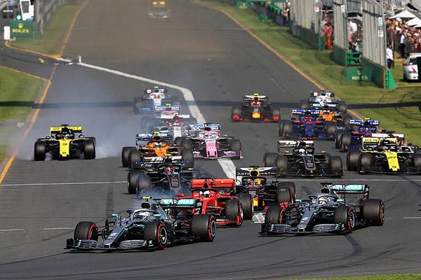 Kết quả F1 hôm nay, kết quả Australian Grand Prix, kết quả Australian GP, Hamilton Australian GP, Bottas vô địch Australian GP, Lewis Hamilton, Sebastian Vettel, Bottas