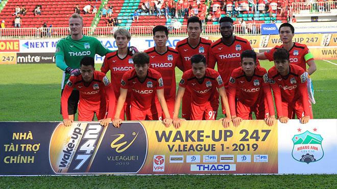 Lịch thi đấu V League vòng 6. Trực tiếp Đà Nẵng vs SLNA, Quảng Nam vs HAGL, Hà Nội vs Hải Phòng