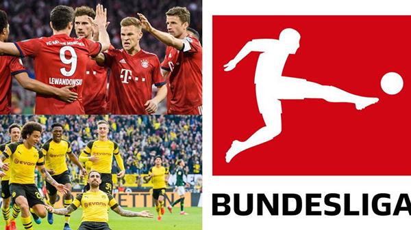 Kết quả bóng đá Đức vòng 34, kết quả Bayern Frankfurt, video Bayern Frankfurt, Gladbach Dortmund, kết quả bóng đá, ket qua bong da, bxh bóng đá Đức, Bayern, Dortmund