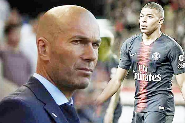 Mbappe tới Real Madrid, Mbappe cú đúp danh hiệu, Mbappe xuất sắc nhất Ligue 1, Mbappe PSG, Mbappe Real Madrid, PSG, Real Madrid, Mbappe thả thính Real Madrid, Zidane