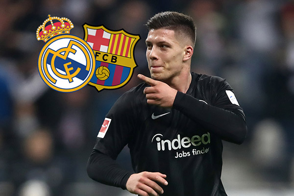 Chuyển nhượng Barca, chuyển nhượng Barcelona, chuyển nhượng Barca mới nhất, tin chuyển nhượng Barca, Xavi Griezmann, Luka Jovic, Tottenham, Malcom, Rakitic, Llorente