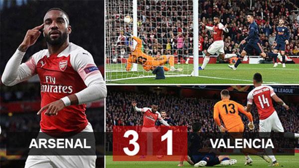 Valencia vs Arsenal, trực tiếp Valencia vs Arsenal, Chelsea vs Franfurt, trực tiếp Chelsea vs Frankfurt, trực tiếp bóng đá, truc tiep bong da, truc tiep Europa League, C2