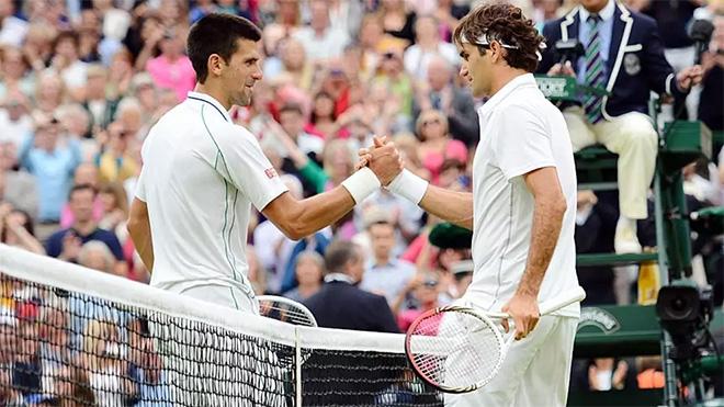 Link xem trực tiếp tennis: Nole Djokovic vs Federer (20h00, 14/7). Trực tiếp Wimbledon 2019