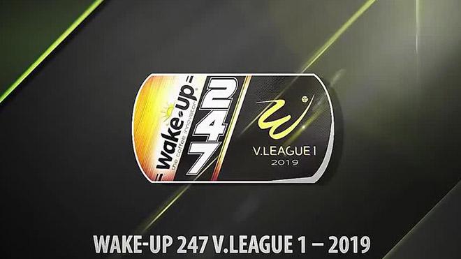 Lịch thi đấu V League vòng 24. Trực tiếp HAGL đấu với Hải Phòng, Đà Nẵng vs Thanh Hóa