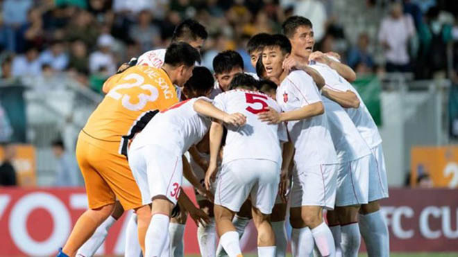 truc tiep bong da hôm nay, Hà Nội FC vs April 25, trực tiếp bóng đá, Hà Nội đấu với April 25, xem bóng đá trực tuyến, AFC Cup 2019, chụng kết, VTV6, BĐTV, Triều Tiên