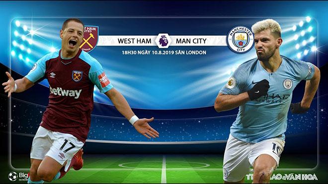 Bong da, Bóng đá, lich thi dau bong da hom nay, truc tiep bong da, trực tiếp bóng đá, trực tiếp Ngoại hạng Anh, trực tiếp bóng đá Anh, Man City vs West Ham, Tottenham, K+