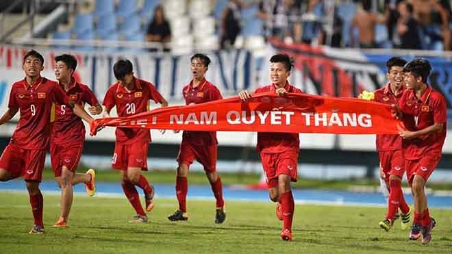 Lịch thị đấu bóng đá vòng loại U16 châu Á bảng H. Trực tiếp U16 Việt Nam vs U16 Timor Leste