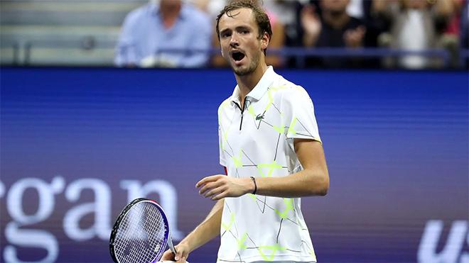 tennis, quần vợt, ket qua tennis hom nay, kết quả quần vợt, ket qua quan vot, ket qua tennis, kết quả tennis, chung kết US Open, Mỹ mở rộng, Nadal vs Medvedev, TTTV