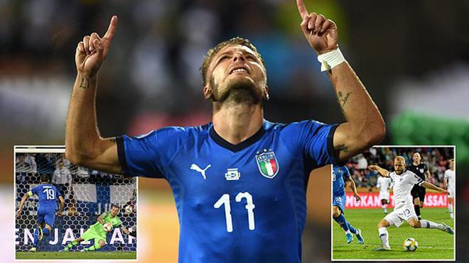Phần Lan 1-2 Italy: Toàn thắng 6 trận, tuyển Ý sắp vượt qua vòng loại EURO