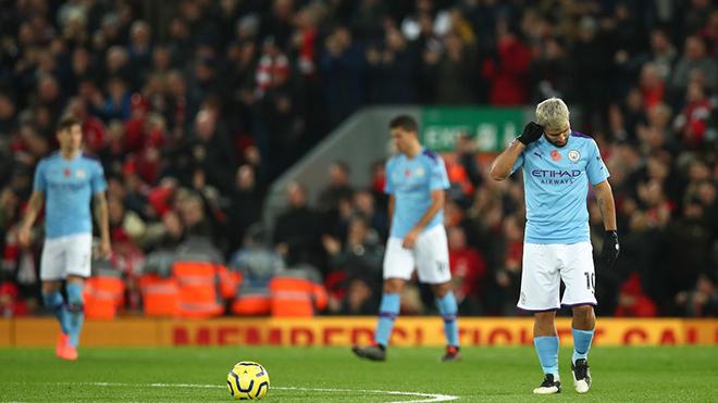 Ket qua bong da, kết quả bóng đá, kết quả Liverpool vs Man City, Liverpool vs Man City, Liverpool đấu với Man City, kết quả Ngoại hạng Anh, bóng đá Anh, BXH bóng đá Anh, Salah, Aguero