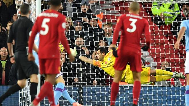 Ket qua bong da, kết quả bóng đá, kết quả Liverpool vs Man City, Liverpool vs Man City, Liverpool đấu với Man City, kết quả Ngoại hạng Anh, bóng đá Anh, BXH bóng đá Anh, Fabinho
