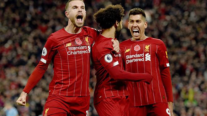 Liverpool 3-1 Man City: Khẳng định sức mạnh tuyệt đối, Liverpool sáng cửa vô địch Ngoại hạng Anh