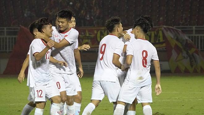 Lịch thi đấu vòng loại U19 châu Á hôm nay. Trực tiếp U19 Việt Nam đấu với U19 Guam. Trực tiếp HTV thể thao, BĐTV
