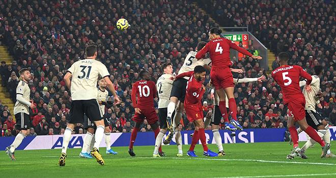 Bong da, bong da hom nay, Liverpool vs MU, video Liverpool 2-0 MU, Kết quả Ngoại hạng Anh, bảng xếp hạng Ngoại hạng Anh, Liverpool vô đối, Liverpool, MU, Man United, kqbd