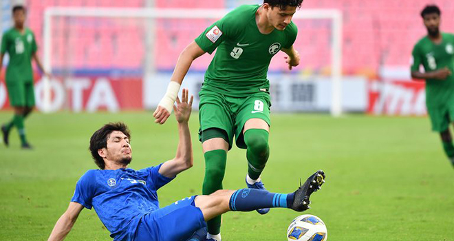 VCK U23 châu Á 2020, đội hình tiêu biểu U23 châu Á 2020, đội hình tiêu biểu, Hàn Quốc vô địch U23 châu Á, U23 Hàn Quốc vs Saudi Arabia, video U23 Hàn Quốc vs Saudi Arabia