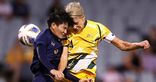 Bong da, bong da hom nay, ket qua bong da, Nữ Úc vs Thái Lan, video nữ Úc vs Thái Lan, Messi đá tốt ở giải Ngoại hạng Anh, Pep Guardiola, Man City, Liverpool, Firmino
