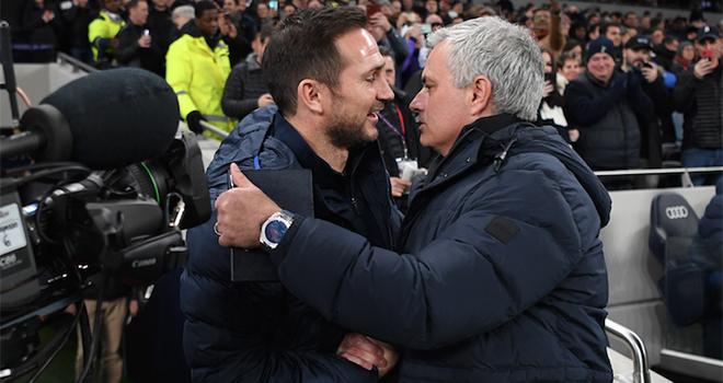 Lich thi dau bong da hom nay, truc tiep bong da, Chelsea vs Tottenham, K+, K+PM, lịch thi đấu Ngoại hạng Anh, lịch thi đấu bóng đá, bảng xếp hạng Ngoại hạng Anh, bong da, Mourinho vs Lampard