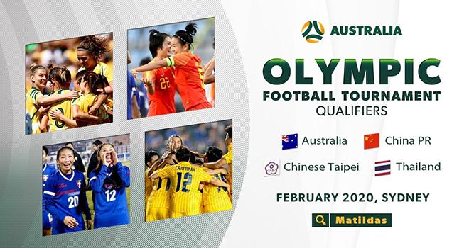 Ket qua bong da, Nữ Úc vs Trung Quốc, video Nữ Úc 1-1 Trung Quốc, Nữ Úc vs Nữ Trung Quốc, video nữ Úc vs Nữ Trung Quốc, kết quả bóng đá, kết quả vòng loại Olympic, kqbd