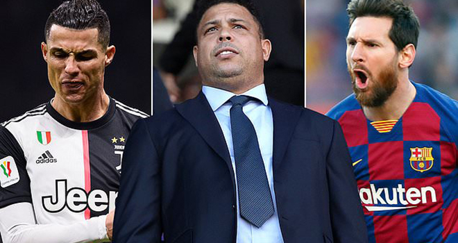 Bong da, Tin tuc bong da, Tin bóng đá, Messi vs Ronaldo, Messi vs CR7, Ronaldo béo, Messi hay Ronaldo vĩ đại nhất, Messi, Cristiano Ronaldo, CR7, bóng đá, bong da hom nay
